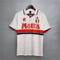AC Milan 1993 1994 Away Football Shirt