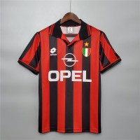 AC Milan 1996 1997 Home Football Shirt