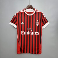 AC Milan 2002 2003 Home Football Shirt