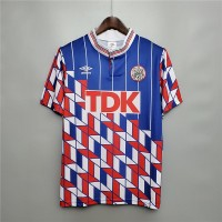 Ajax 1989 1990 Away Football Shirt