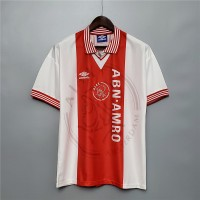 Ajax 1995 1996 Home Football Shirt