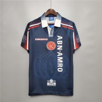 Ajax 1997 1998 Away Football Shirt