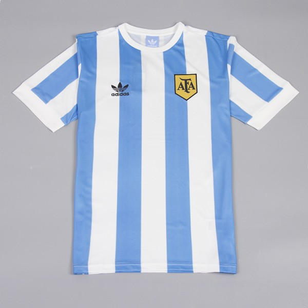Argentina 1978 Home Football Shirt