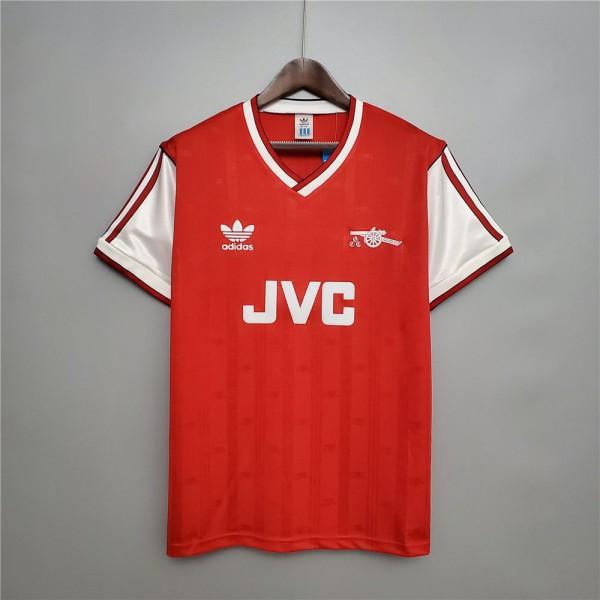 Arsenal 1988 1989 Home Football Shirt