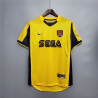 Arsenal 1999 2000 Away Football Shirt