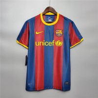 Barcelona 2010-2011 Home Football Shirt