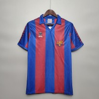 Barcelona 1990-1991 Home Football Shirt