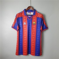 Barcelona 1996-1997 Home Football Shirt
