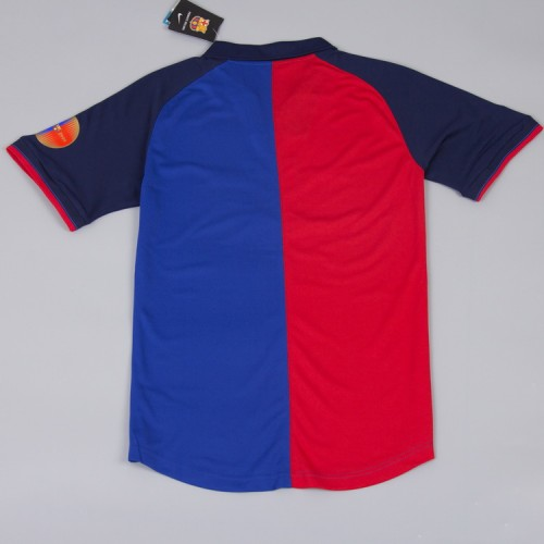 bceb17aa5eb Barcelona 1999-2000 Home Football Shirt