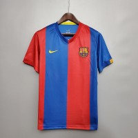 Barcelona 2006-2007 Home Football Shirt