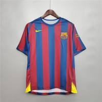 Barcelona 2006 UCL Final Football Shirt