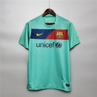 Barcelona 2010 2011 Away Football Shirt