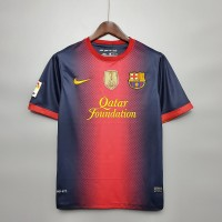 Barcelona 2012-2013 Home Football Shirt