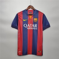 Barcelona 2014 2015 Home Football Shirt