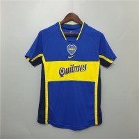 Boca 2001 Home Football Shirt