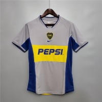 Boca 2002 Away Football Shirt
