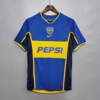 Boca 2002 Home Football Shirt