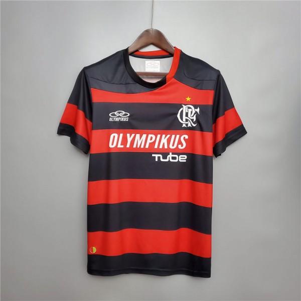 Flamengo 2009 2010 Home Football Shirt