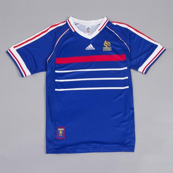France 1998 Home Football Shirt
