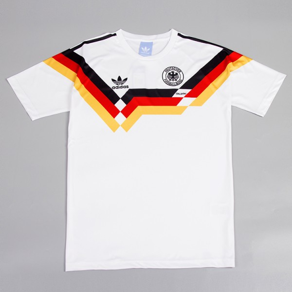 Germany 1990 Home Football Shirt