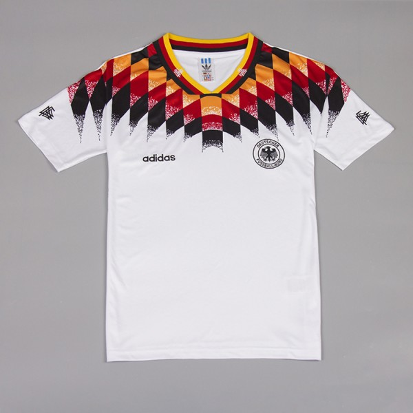Germany 1994 Home Football Shirt