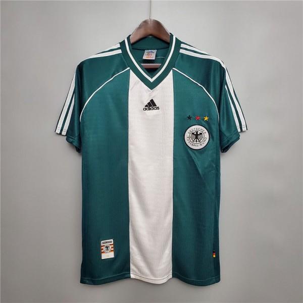 Germany 1998 Away Football Shirt