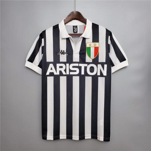 Juventus 1984 1985 Home Football Shirt