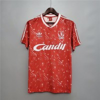 Liverpool 1989-1991 Home Football Shirt