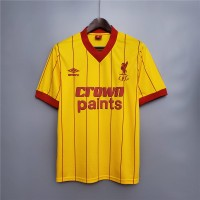 Liverpool 1984 Away Football Shirt