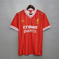 Liverpool 1984 Home Football Shirt