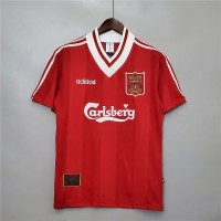 Liverpool 1995-1996 Home Football Shirt