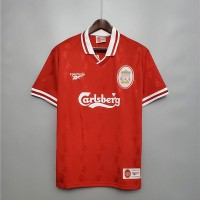 Liverpool 1996-1997 Home Football Shirt