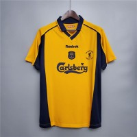 Liverpool 2000 2001 Away Football Shirt