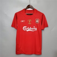 Liverpool 2005 UCL Final Football Shirt