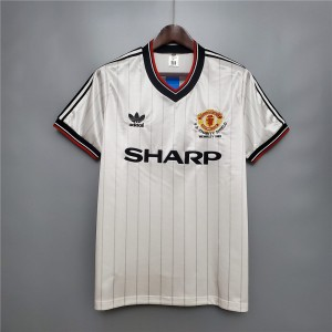 Manchester United 1983 FA Cup Football Shirt
