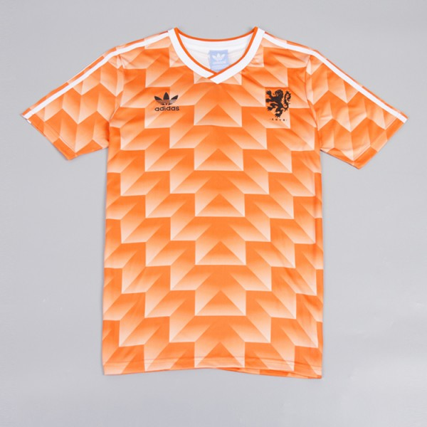 Holland 1988 Home Football Shirt