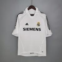 Real Madrid 2005-2006 Home Football Shirt
