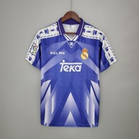 Real Madrid 1996-1997 Away Football Shirt