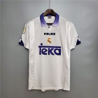 Real Madrid 1997 1998 Home Football Shirt