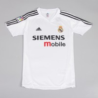 Real Madrid 2004-2005 Home Football Shirt