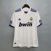 Real Madrid 2010 2011 Home Football Shirt