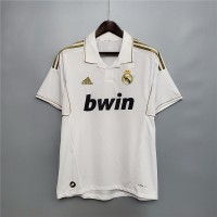 Real Madrid 2011 2012 Home Football Shirt