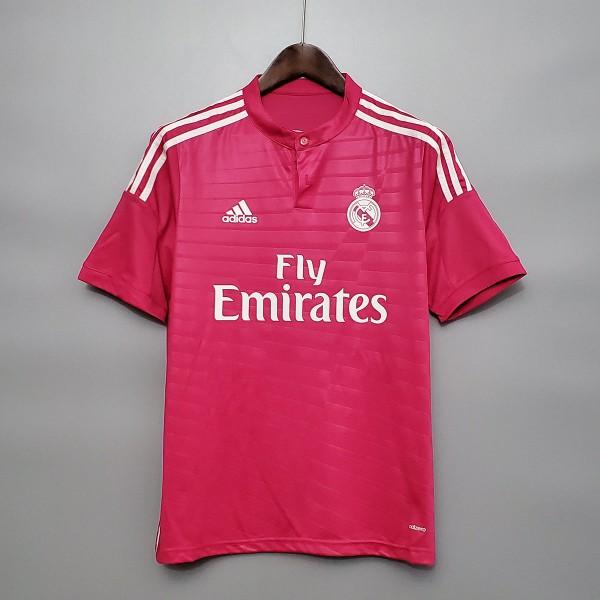Real Madrid 2014-2015 Away Football Shirt